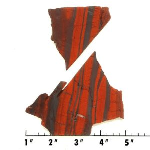 Slab1261 - Red Jasper Hematite slabs