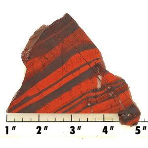 Slab1277 - Red Jasper Hematite slab